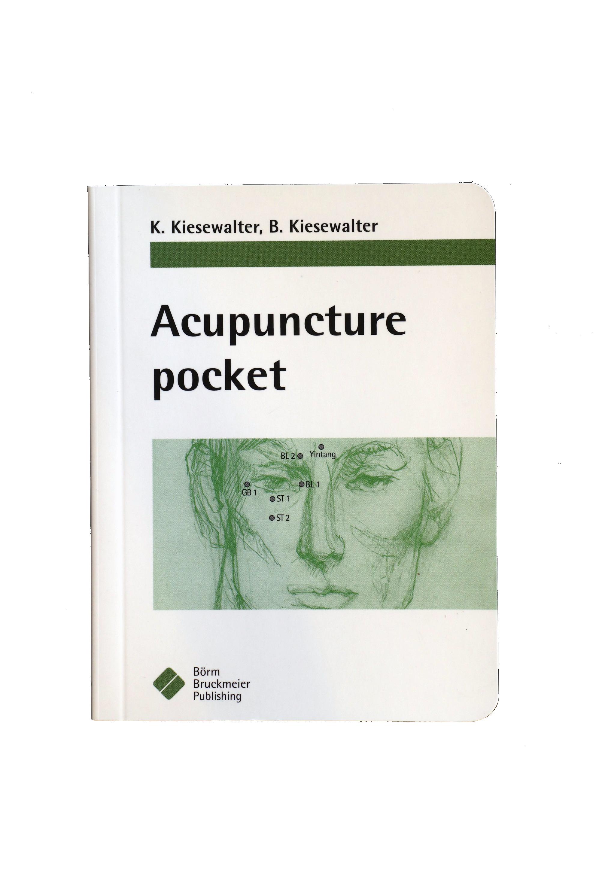 Acupuncture Pocket - Börm Bruckmeier Publishing LLC